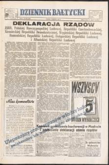 Dziennik Bałtycki, 1954, nr 288