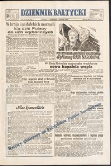 Dziennik Bałtycki, 1954, nr 290