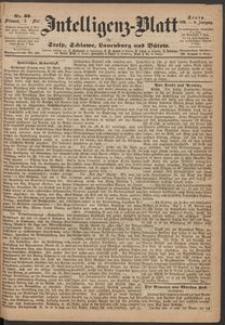 Inteligenz-Blatt für Stolp, Schlawe, Lauenburg und Bütow. Nr 36/1869 r.