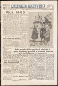 Dziennik Bałtycki, 1955, nr 1