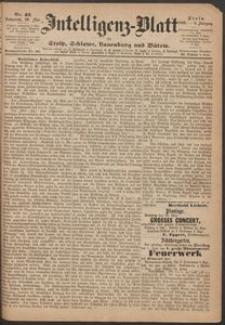 Inteligenz-Blatt für Stolp, Schlawe, Lauenburg und Bütow. Nr 43/1869 r.