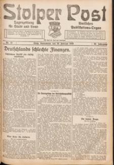 Stolper Post. Tageszeitung für Stadt und Land Nr. 43/1926