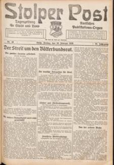 Stolper Post. Tageszeitung für Stadt und Land Nr. 48/1926