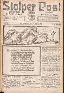 Stolper Post. Tageszeitung für Stadt und Land Nr. 49/1926