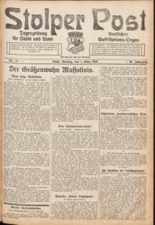 Stolper Post. Tageszeitung für Stadt und Land Nr. 50/1926