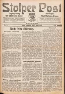 Stolper Post. Tageszeitung für Stadt und Land Nr. 51/1926