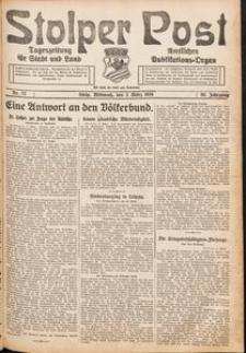 Stolper Post. Tageszeitung für Stadt und Land Nr. 52/1926