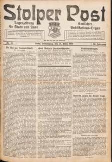 Stolper Post. Tageszeitung für Stadt und Land Nr. 71/1926