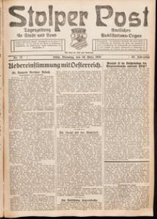 Stolper Post. Tageszeitung für Stadt und Land Nr. 75/1926
