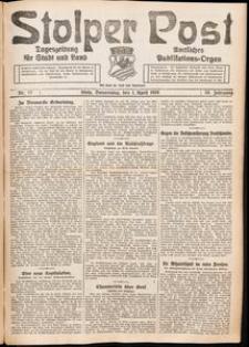 Stolper Post. Tageszeitung für Stadt und Land Nr. 77/1926