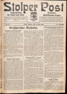 Stolper Post. Tageszeitung für Stadt und Land Nr. 84/1926