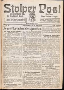 Stolper Post. Tageszeitung für Stadt und Land Nr. 90/1926
