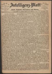 Inteligenz-Blatt für Stolp, Schlawe, Lauenburg und Bütow. Nr 54/1869 r.