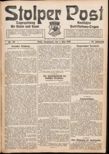 Stolper Post. Tageszeitung für Stadt und Land Nr. 101/1926