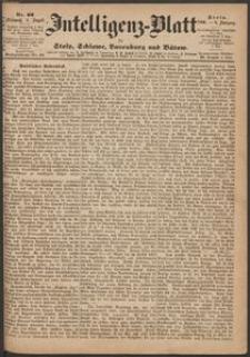 Inteligenz-Blatt für Stolp, Schlawe, Lauenburg und Bütow. Nr 62/1869 r.