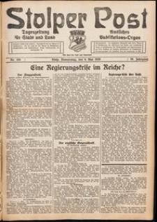 Stolper Post. Tageszeitung für Stadt und Land Nr. 105/1926