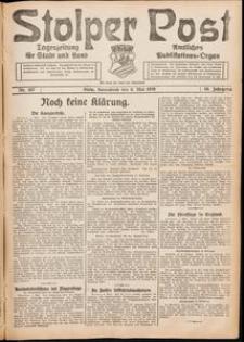 Stolper Post. Tageszeitung für Stadt und Land Nr. 107/1926