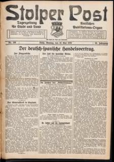 Stolper Post. Tageszeitung für Stadt und Land Nr. 108/1926