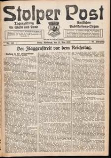 Stolper Post. Tageszeitung für Stadt und Land Nr. 110/1926