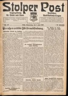 Stolper Post. Tageszeitung für Stadt und Land Nr. 127/1926