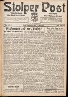 Stolper Post. Tageszeitung für Stadt und Land Nr. 129/1926