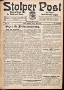 Stolper Post. Tageszeitung für Stadt und Land Nr. 130/1926