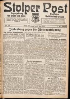 Stolper Post. Tageszeitung für Stadt und Land Nr. 131/1926