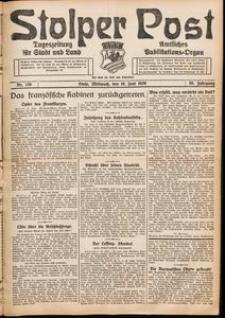 Stolper Post. Tageszeitung für Stadt und Land Nr. 138/1926