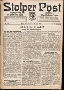 Stolper Post. Tageszeitung für Stadt und Land Nr. 141/1926