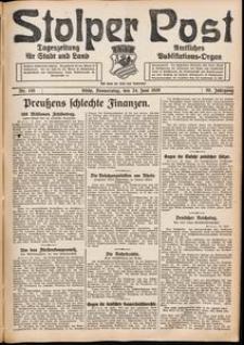 Stolper Post. Tageszeitung für Stadt und Land Nr. 145/1926