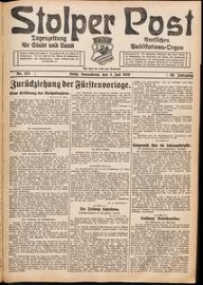 Stolper Post. Tageszeitung für Stadt und Land Nr. 153/1926