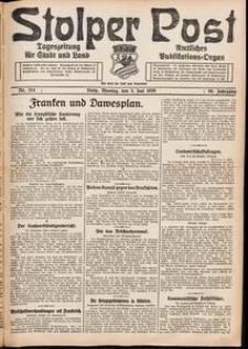 Stolper Post. Tageszeitung für Stadt und Land Nr. 154/1926