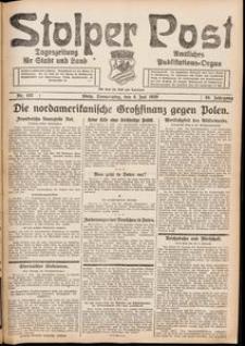 Stolper Post. Tageszeitung für Stadt und Land Nr. 157/1926