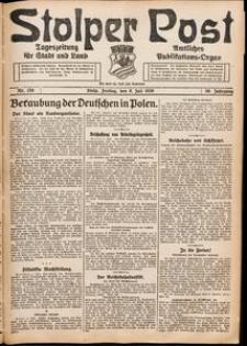 Stolper Post. Tageszeitung für Stadt und Land Nr. 158/1926
