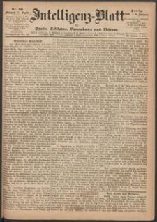 Inteligenz-Blatt für Stolp, Schlawe, Lauenburg und Bütow. Nr 70/1869 r.