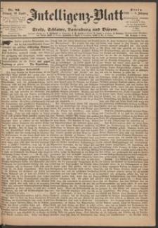 Inteligenz-Blatt für Stolp, Schlawe, Lauenburg und Bütow. Nr 76/1869 r.