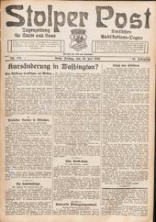 Stolper Post. Tageszeitung für Stadt und Land Nr. 176/1926