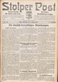 Stolper Post. Tageszeitung für Stadt und Land Nr.180/1926
