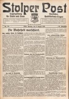 Stolper Post. Tageszeitung für Stadt und Land Nr. 184/1926