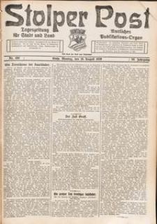 Stolper Post. Tageszeitung für Stadt und Land Nr. 190/1926