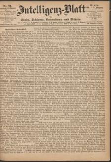 Inteligenz-Blatt für Stolp, Schlawe, Lauenburg und Bütow. Nr 81/1869 r.