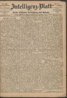 Inteligenz-Blatt für Stolp, Schlawe, Lauenburg und Bütow. Nr 83/1869 r.