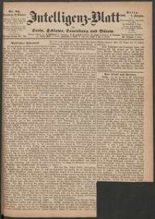 Inteligenz-Blatt für Stolp, Schlawe, Lauenburg und Bütow. Nr 85/1869 r.