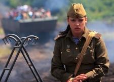 Zlot Pojazdów Wojskowych i Grup Rekonstrukcji Historycznych w Darłowie