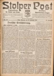 Stolper Post. Tageszeitung für Stadt und Land Nr. 228/1926