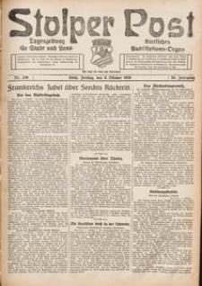 Stolper Post. Tageszeitung für Stadt und Land Nr. 236/1926