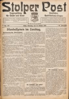 Stolper Post. Tageszeitung für Stadt und Land Nr. 239/1926