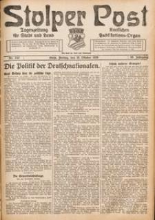 Stolper Post. Tageszeitung für Stadt und Land Nr. 242/1926
