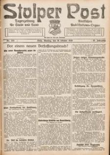 Stolper Post. Tageszeitung für Stadt und Land Nr. 244/1926