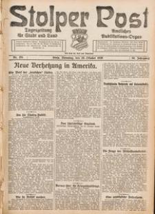 Stolper Post. Tageszeitung für Stadt und Land Nr. 251/1926